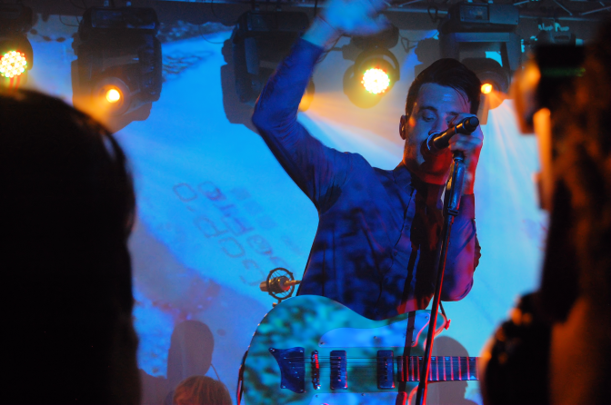 LowFiRe Live: fIN, Bush Hall – London, UK