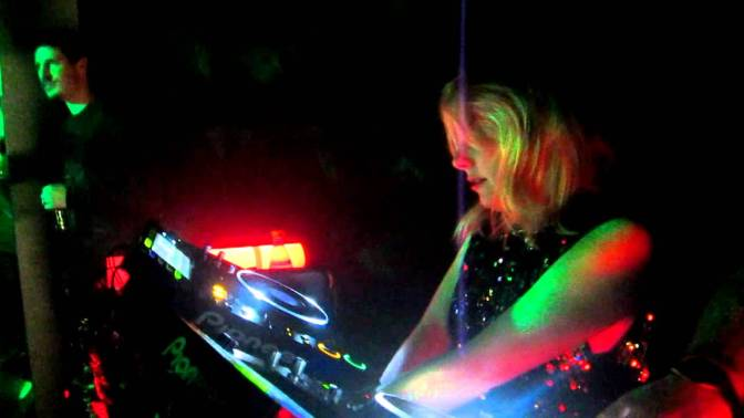 LowFiRe Live: Little Boots – Secret Warehouse, East London, UK