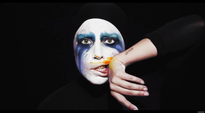 "The Reel: ""Applause"" – Lady GaGa, Inez and Vinoodh"