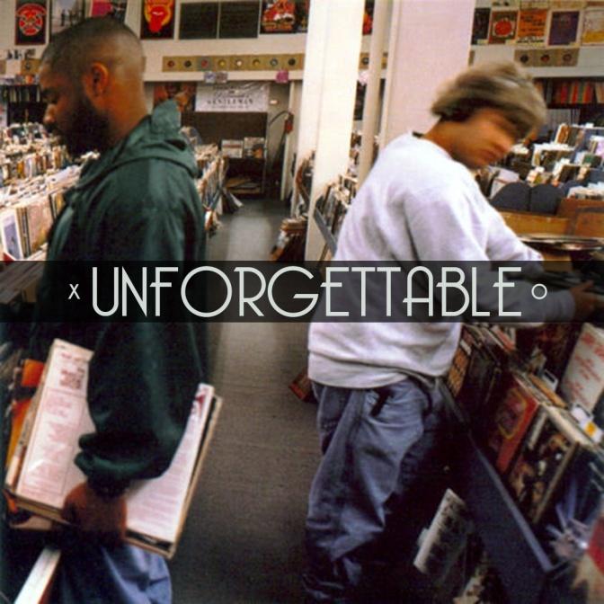 Unforgettable, Vol. 20: DJ Shadow – Endtroducing…