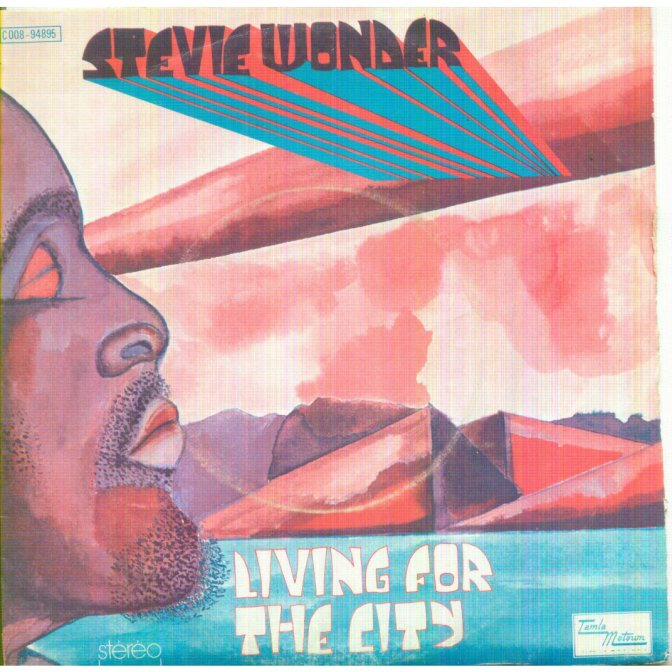 "re:verse : ""Living for the City"" – Stevie Wonder"