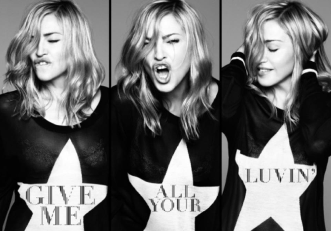 "The Reel: ""Give Me All Your Luvin'"" – Madonna, MegaForce, Nicki Minaj, M.I.A."