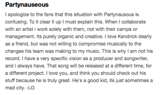 """re:verse : """"PARTYNAUSEOUS"""" – Lady GaGa"""