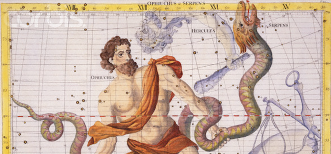 Welcome to the Ophiuchus Show