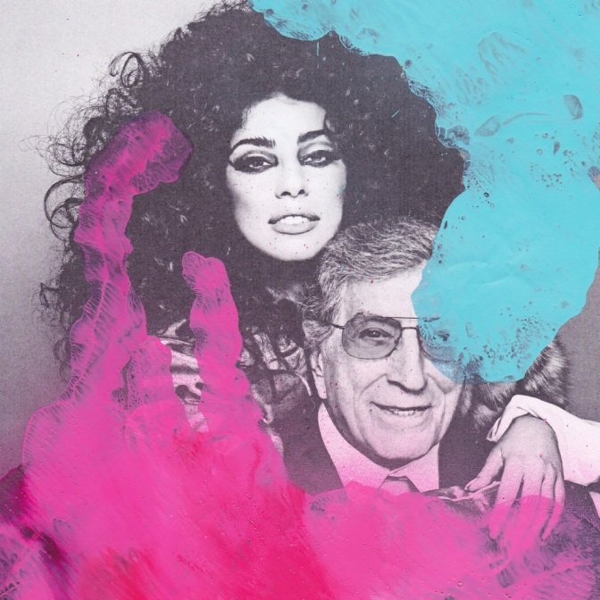"Vinyl Cut Prose: ""Cheek to Cheek"" – Lady GaGa, Tony Bennett"