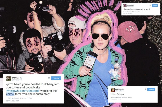 Britney Tweets 2007: Ep. 1
