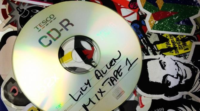 """My-Fi: Lily Allen, """"My First Mixtape"""""""